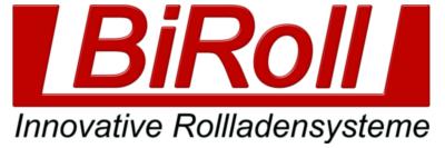 BiRoll jalousierbarer Rollladen