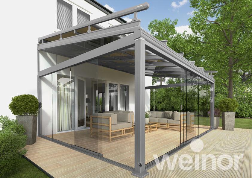 Terrassenüberdachung Weinor